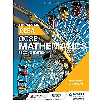CCEA GCSE matematikk grunnlaget for 2nd Edition