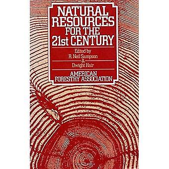 Risorse naturali per il XXI secolo