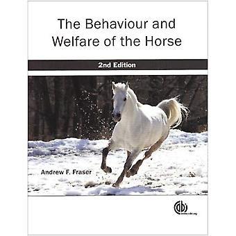 Le comportement et le bien-être du cheval