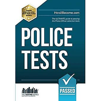 POLICE TESTS: Numerical Ability and Verbal Ability tests for the Police Officer Assessment centre 2016 Version...