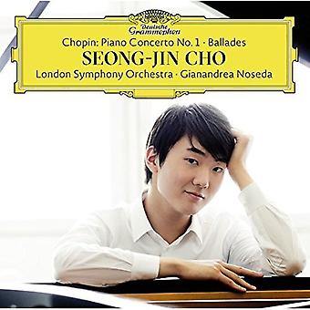 Chopin / Cho Seong-Jin - Chopin: Klavierkonzert 1 in E-Moll [CD] USA Import