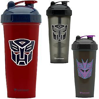 PerfectShaker Performa 28 oz. Transformers Shaker Cup - perfect gym bottle!