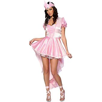Sexy Glinda Oz Great And Powerful Adult Costume