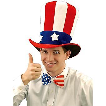 Uncle Sam Felt Hat For All