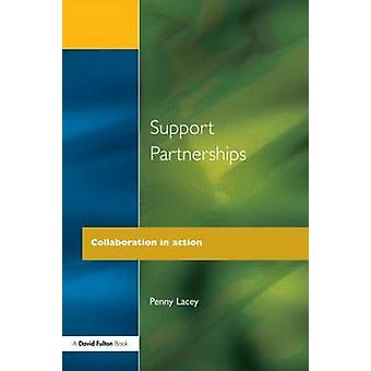 Support Partnerships Collaboration in Action by Lacey & Penny