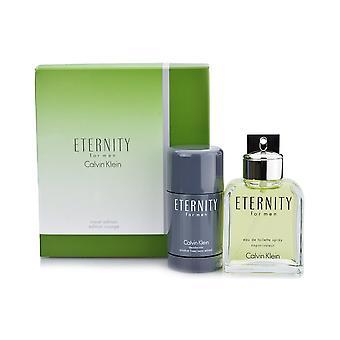 Calvin Klein Eternity für Männer Eau de Toilette Geschenkset 100ml