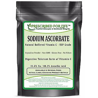 Sodium Ascorbate - Natural USP Buffered Vitamin C Powder - Ascorbic Acid