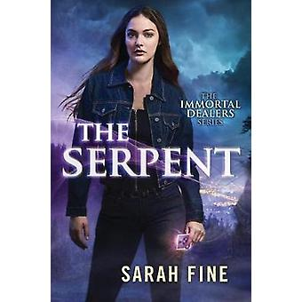 The Serpent by Sarah Fine - 9781503903043 Book