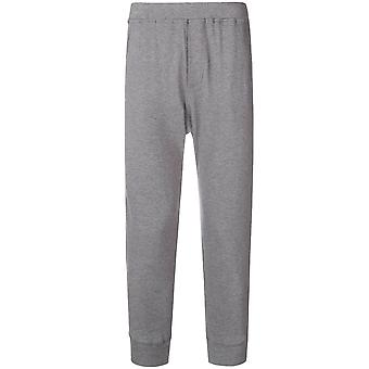 Dsquared2 Classic logo Joggers grå