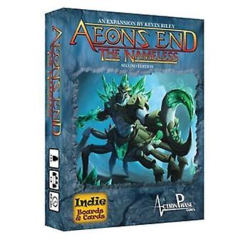 The Nameless 2nd Edition Aeon's End Expansion Pack for Board Game
