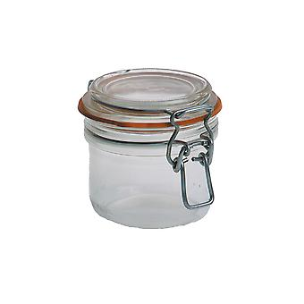 Swift Clip glass terrin, bevarer jar, 200ml