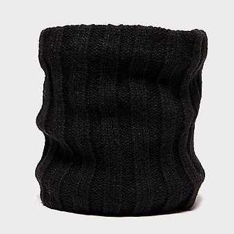 New Peter Storm Men's Fleece Scarf Black