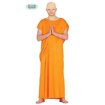 Hare Krishna munk kostym mens kostym en storlek