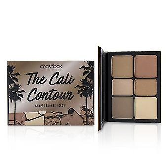 Smashbox The Cali Contour Shape/ Bronze/ Glow Palette - 20.56g/0.69oz
