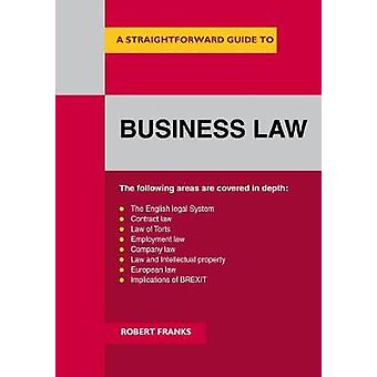 Business Law by Robert Franks - 9781847167064 Book