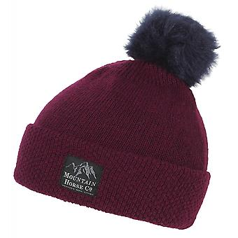 Mountain Horse Norah Womens Hat - Cranberry Red