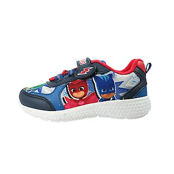 PJ Masks Boys Mckay Low Top Sports Trainers UK Sizes Child 6-12