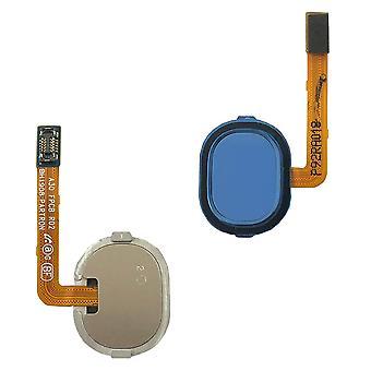 Fingerprint Sensor for Samsung Galaxy A20E Blue Repair Flex Cable Spare Part