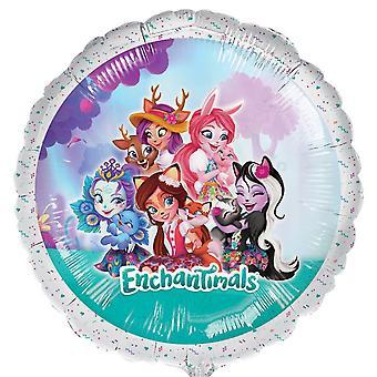 EnchanTimals Circle Foil Balloon