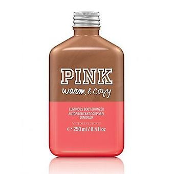 Victoria's Secret Pink Warm & Cozy Bronzer 8,4 fl oz / 250 ml