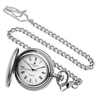 Charles-Hubert Unisex Ref Clock. 3611