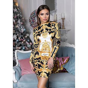 Festive Dress Ornella L