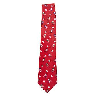 ProClimate Mens חג המולד עניבה