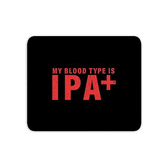My Blood Type Mouse Mat