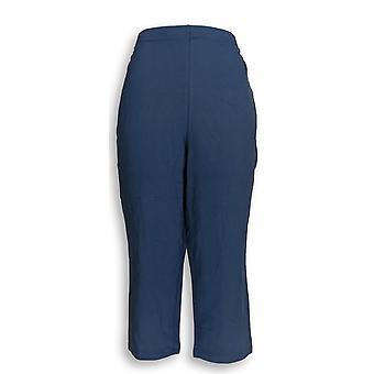 Donne con Control Women's Plus Pantaloni Tushy Lifter Blu A354358