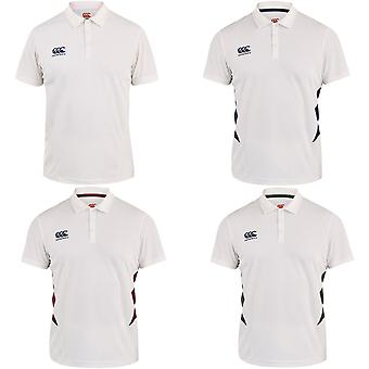 Canterbury Mens Classic Sports Short Sleeve Training Cricket T-Shirt Tee Top