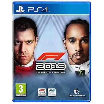 F1 2019スタンダードエディションPS4ゲーム