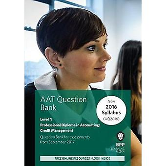 AAT Credit Management by BPP Learning Media