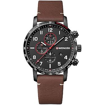 Wenger mens watch attitude Chrono 01.1543.107