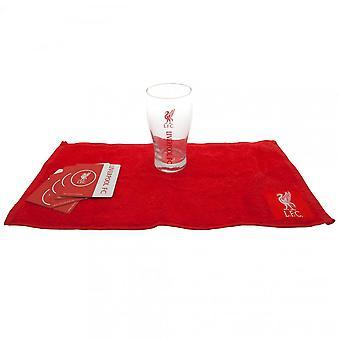 Liverpool FC oficiálny mini bar set