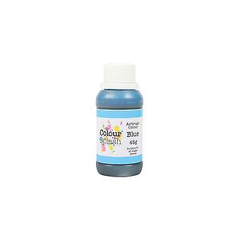 Colore Splash Airbrush Colori - Blu
