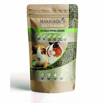 Marriages Hypoallergenic Nutri Pressed Guinea Pig Pellets