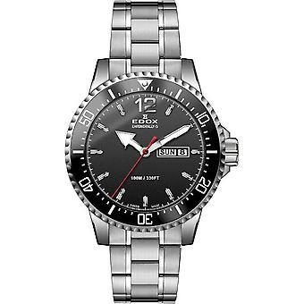 एडॉक्स पुरुषों की घड़ी 84300 3M NBN