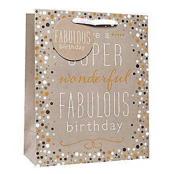Cadeau d'anniversaire Super Simon Elvin Have A sacs (Pack de 6)