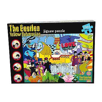Die Beatles Puzzle gelb U-Boot Album Cover neue offizielle 1000 Stück