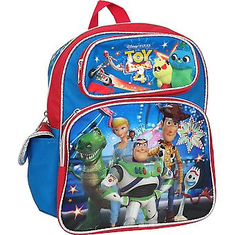 Small Backpack - Disney - Toy Story 4 - Woody Buzz Rex Forky 12