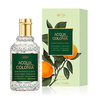 Unisex Perfume Acqua 4711 EDC Blood Orange & Basil/170 ml
