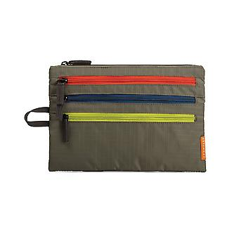 Crumpler Zippie Flight Travel organizer golden weed / tangerine