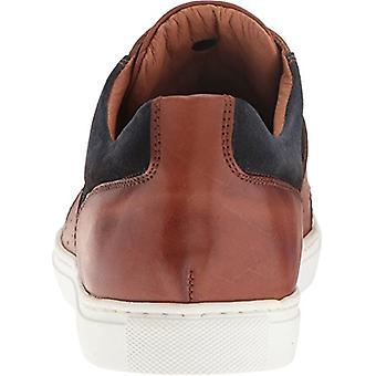 Kenneth Cole New York Herren KMH6LE067 Leder Low Top Lace Up Fashion Sneakers