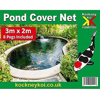Kockney Koi Pond Cover Net 10m X 6m