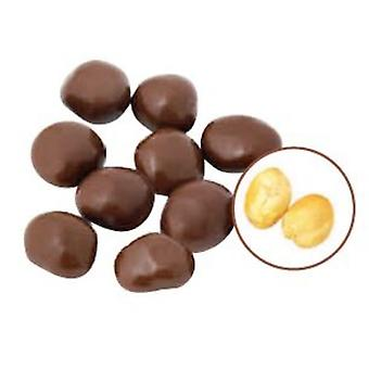Cacahuètes au chocolat sans sucre-( 6.6lb )
