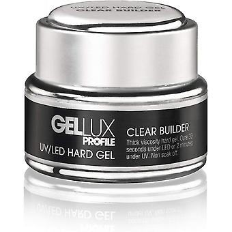 Gellux UV/LED Hard Gel Clear Builder