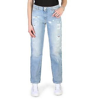 Armani Jeans Original Women All Year Jeans Blue Color - 58189
