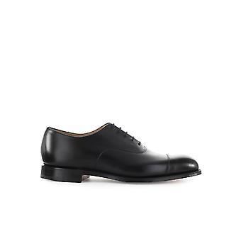CHURCH'S CONSUL 173 BLACK LACE UP