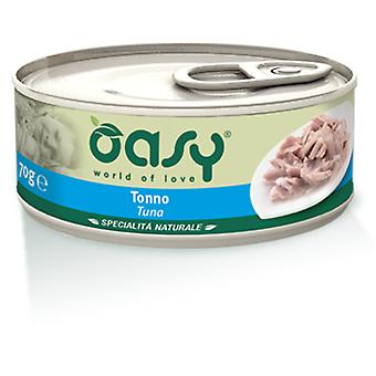 Oasy Can of tuna (Cats , Cat Food , Wet Food)
