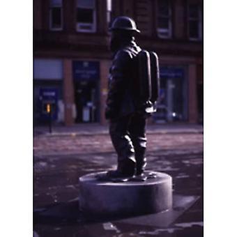 Obywatel strażak: Kenny Hunter
